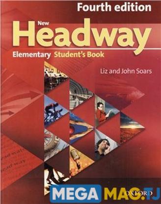 Изображение New Headway: Elementary Student's Book.
