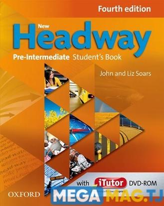 Изображение Headway: Pre-Intermediate Student's Book.