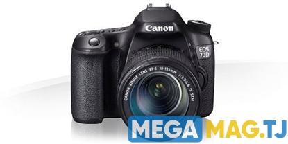 Изображение Canon EOS 70D