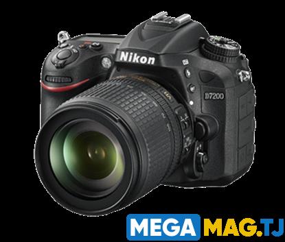 Изображение Nikon D7200