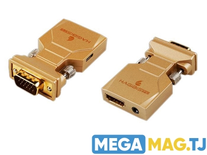 Изображение HDMI-VGA HAGIBIS