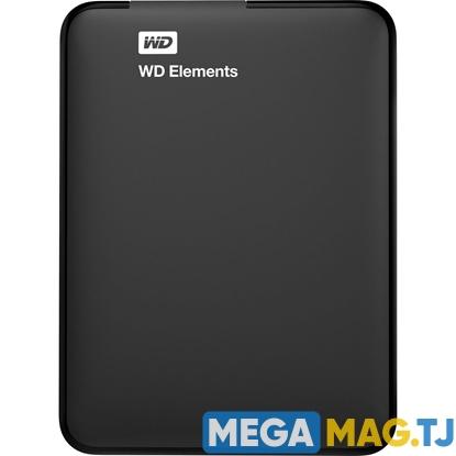 Изображение Внешний HDD WD Elements 2TB