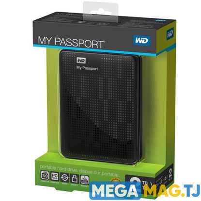 Изображение WD My Passport Ultra 2TB