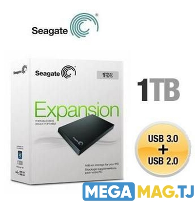 Изображение Внешний диск Seagate Expansion 1TB