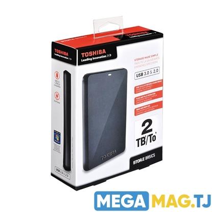Изображение Toshiba Basic Store.E 2TB