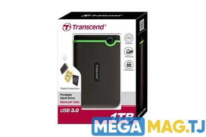 Изображение Внешний диск Transcend 1TB