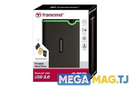 Изображение Внешний HDD Transcend 2TB