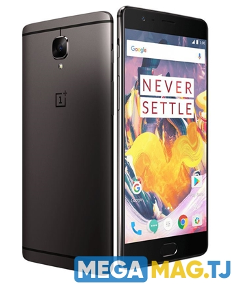 Изображение Смартфон OnePlus 3T GunMetal 6/64GB
