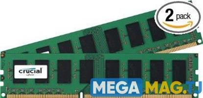 Изображение Оперативка Crucial 4GB DDR3L PC