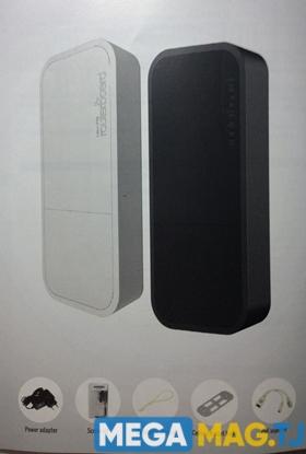 Изображение MikroTik Wi-Fi точка доступа