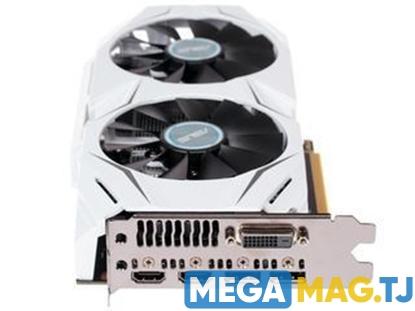 Изображение Видеокарта ASUS GeForce GTX 1060 DUAL OC
