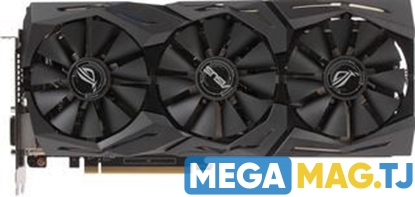 Изображение Видеокарта Asus GeForce GTX 1060 STRIX [STRIX-GTX1060-6G-GAMING]