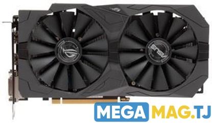 Изображение Видеокарта ASUS AMD Radeon RX 470 STRIX [STRIX-RX470-O4G-GAMING]