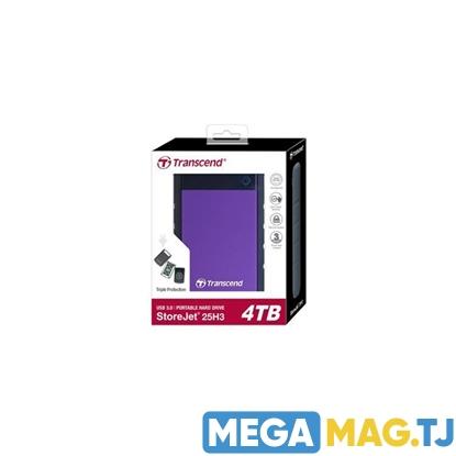 "Изображение 4TB StoreJet2.5"" H3P, portable HDD"
