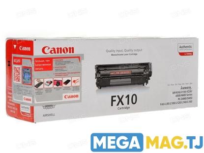 Изображение Картридж лазерный Canon FX10