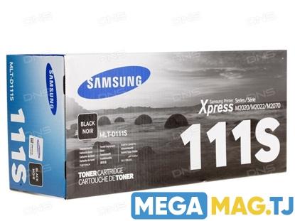 Изображение Картридж лазерный Samsung MLT-D111S