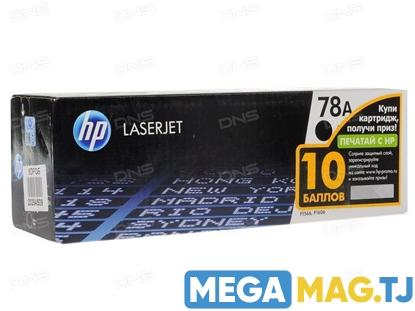 Изображение Картридж лазерный HP 78A (CE278A)