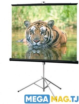 Изображение Экран для проектора I-View Tripod 240x240cms