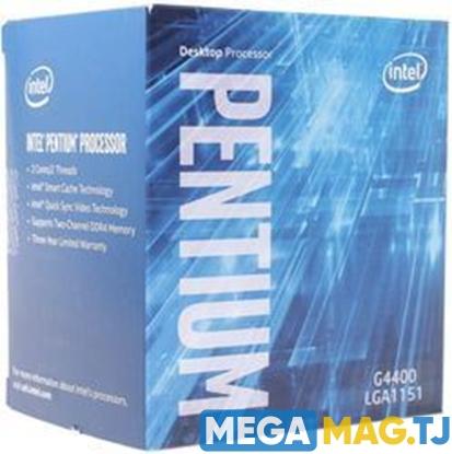 Изображение Процессор Intel Pentium G4400