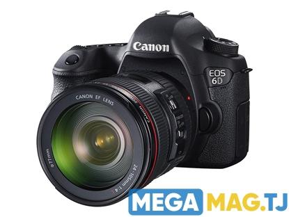 Изображение Фотоаппарат Canon 6D - Lens 24-105