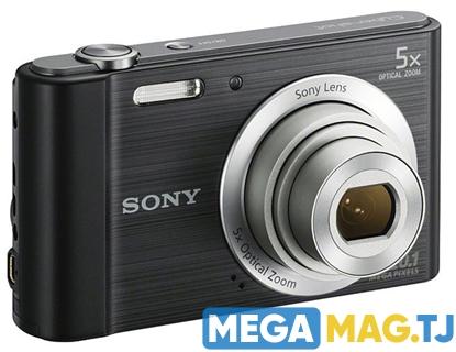 Изображение Фотоаппарат Sony DSC-W800