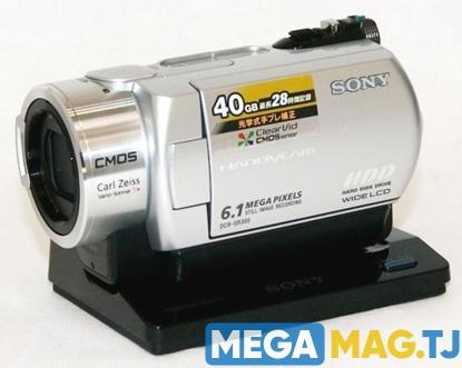 Изображение Видеокамера Sony DCR-SR300E