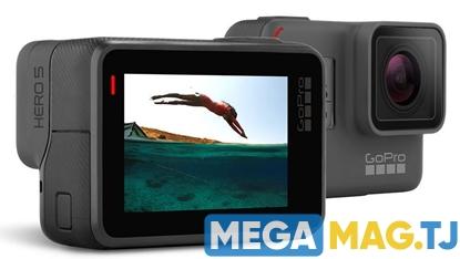 Изображение Экшн камера GoPro Hero5