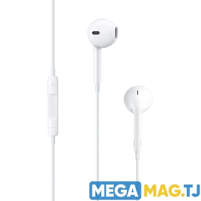 Изображение Apple EarPods с разъёмом 3,5 мм