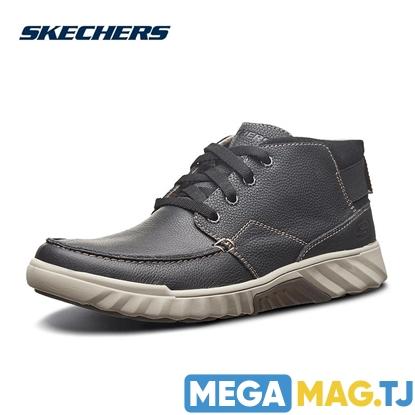 Изображение Мужская обувь Skechers, средней высоты