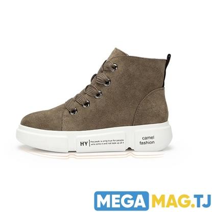 Изображение Обувь для девушек Camel