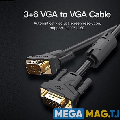Изображение Кабель VGA на VGA от VENTION