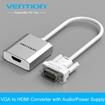 Изображение Vention  VGA - HDMI + аудио