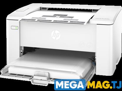 Изображение Принтер лазерный HP LaserJet Pro M102a