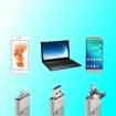 Изображение USB-флеш-накопитель для смартфонов и ПК 64 ГБ