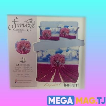 Изображение Комплект постельного белья Firuze 3D Infinity
