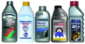 Изображение для категории Тормозные жидкости