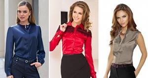 Изображение для категории Блузки и рубашки