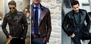 Изображение для категории Кожаные куртки
