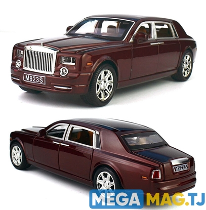 Изображение Коллекционная машинка Rolls Royce Phantom