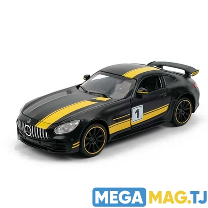Изображение Коллекционная машинка Mercedes AMG GTR