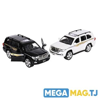 Изображение Коллекционная машинка Toyota Land Cruiser