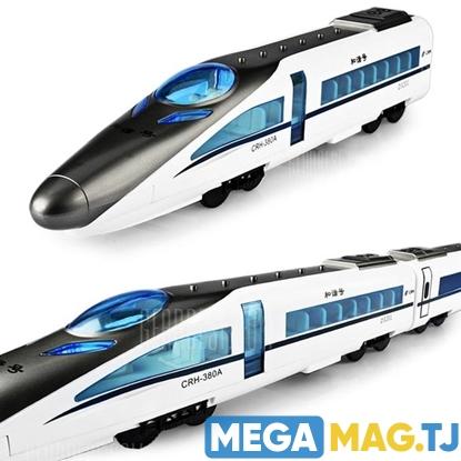 Изображение Скоростной поезд модели CRH 380A