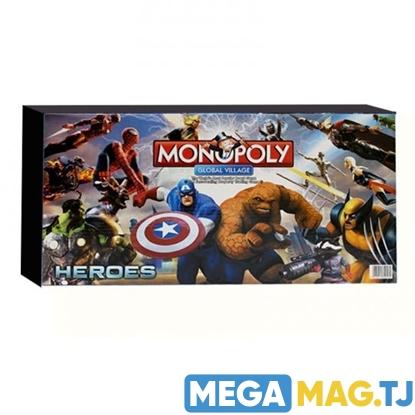 Изображение Монополия Heroes