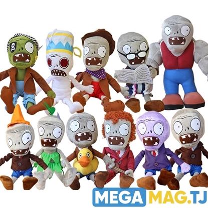 Изображение Плюшевые игрушки Зомби