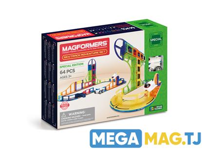 Изображение Магнитный конструктор Magformers