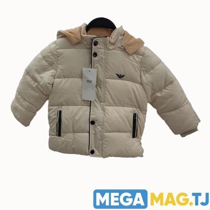 Изображение Детская зимняя куртка Armani Junior