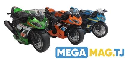 Изображение Коллекционный мотоцикл сузуки  GSX-R750