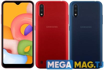 Изображение Samsung Galaxy A01 32gb