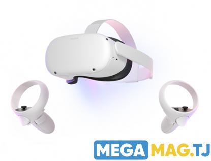 Изображение Шлем виртуальной реальности Oculus Quest 2 - 64 GB