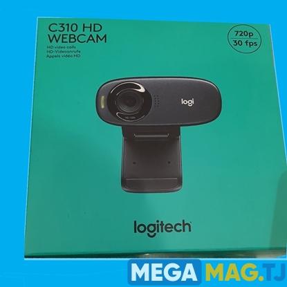 Изображение Веб-камера Logitech C310